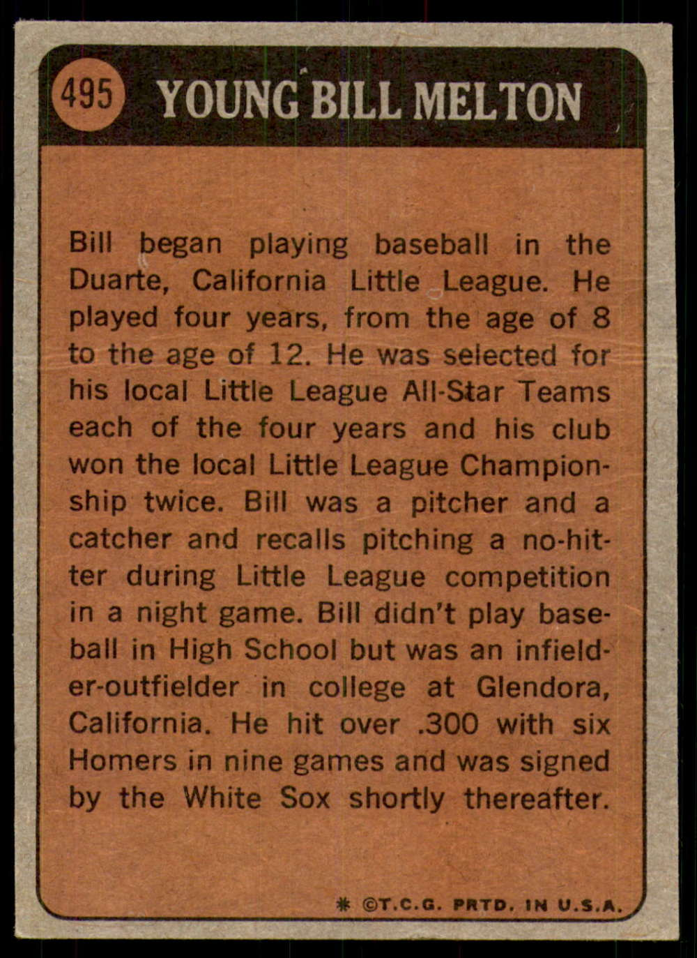 1972-Topps-Baseball-Set-497-787-Pick-Your-Card-Each-Card-Scanned-Front-amp-Back thumbnail 9