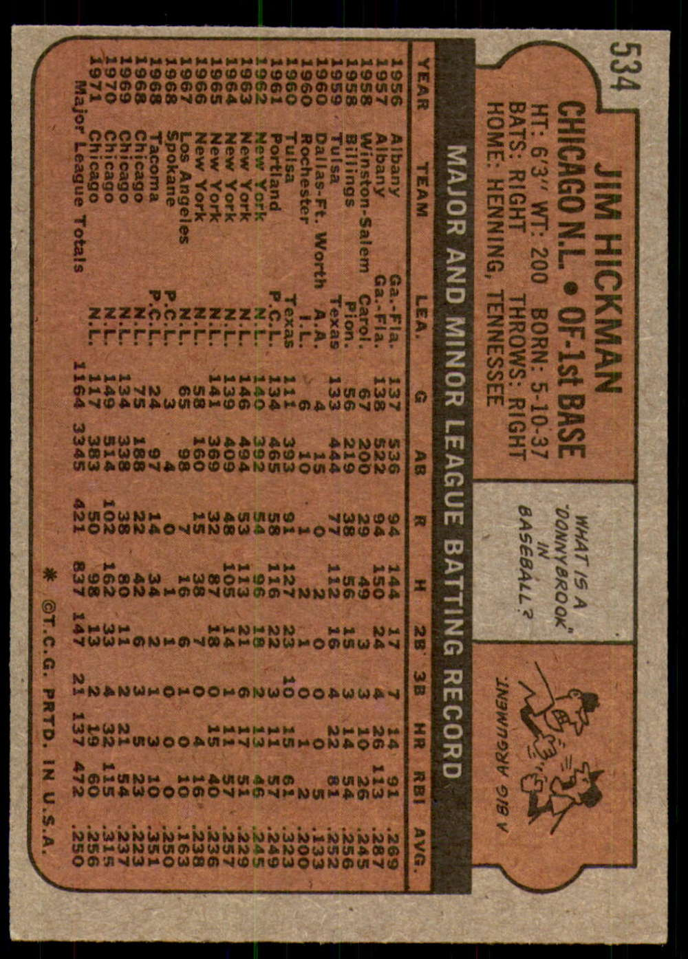 1972-Topps-Baseball-Set-497-787-Pick-Your-Card-Each-Card-Scanned-Front-amp-Back thumbnail 39