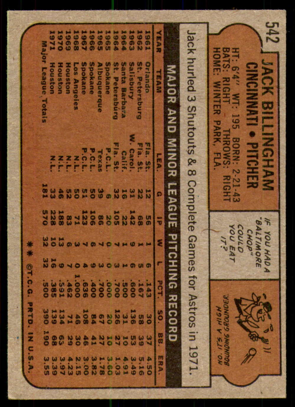 1972-Topps-Baseball-Set-497-787-Pick-Your-Card-Each-Card-Scanned-Front-amp-Back thumbnail 67