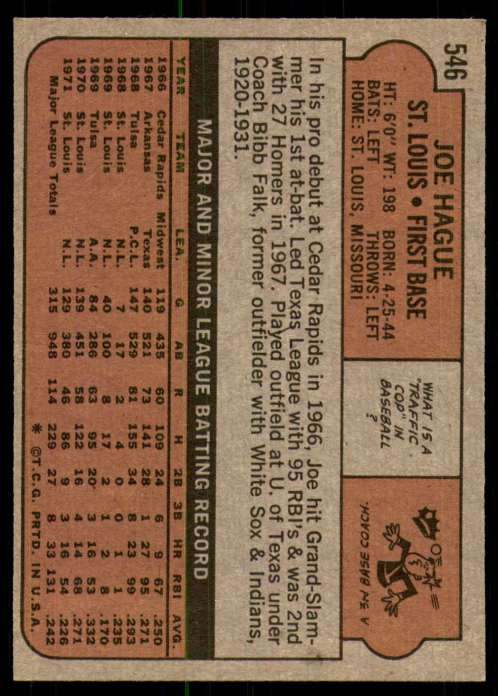 1972-Topps-Baseball-Set-497-787-Pick-Your-Card-Each-Card-Scanned-Front-amp-Back thumbnail 83