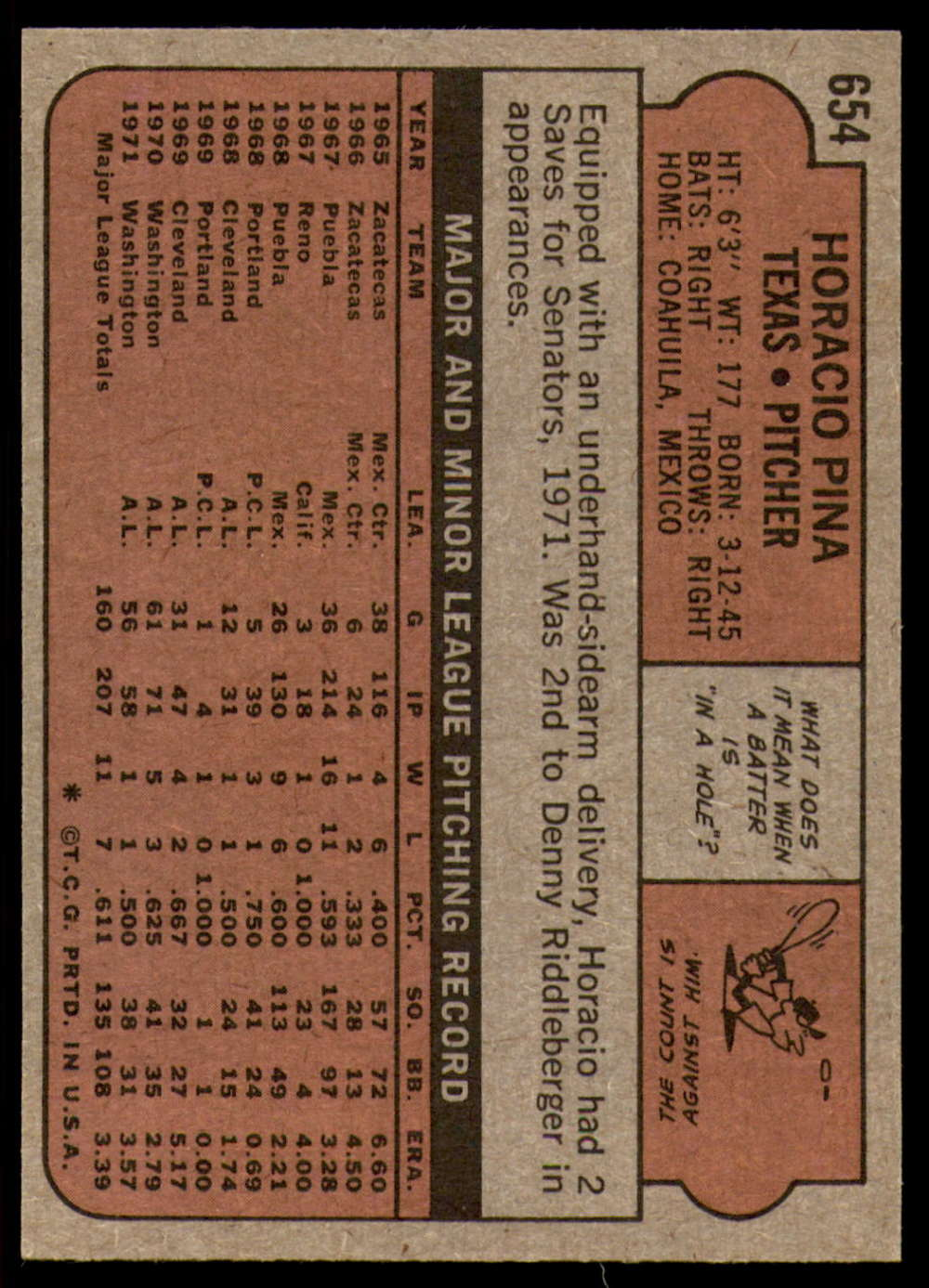 1972-Topps-Baseball-Set-497-787-Pick-Your-Card-Each-Card-Scanned-Front-amp-Back thumbnail 249