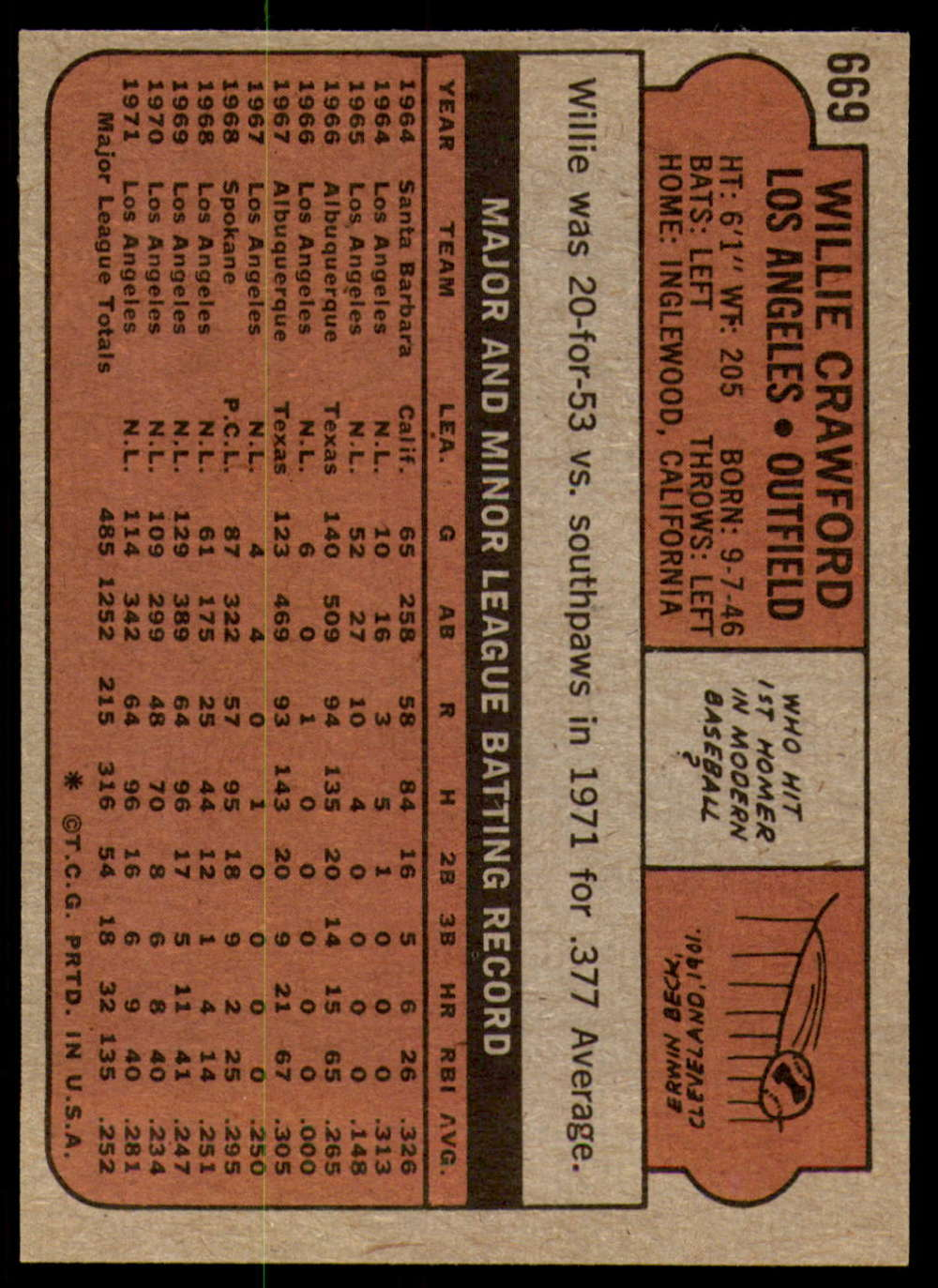 1972-Topps-Baseball-Set-497-787-Pick-Your-Card-Each-Card-Scanned-Front-amp-Back thumbnail 259