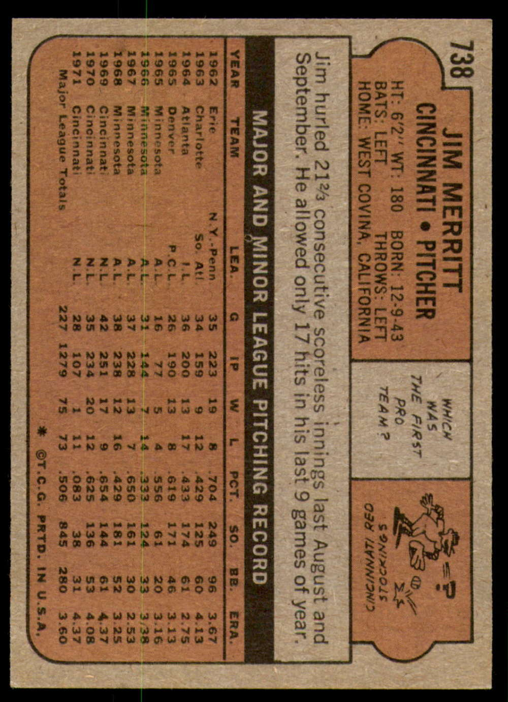 1972-Topps-Baseball-Set-497-787-Pick-Your-Card-Each-Card-Scanned-Front-amp-Back thumbnail 311