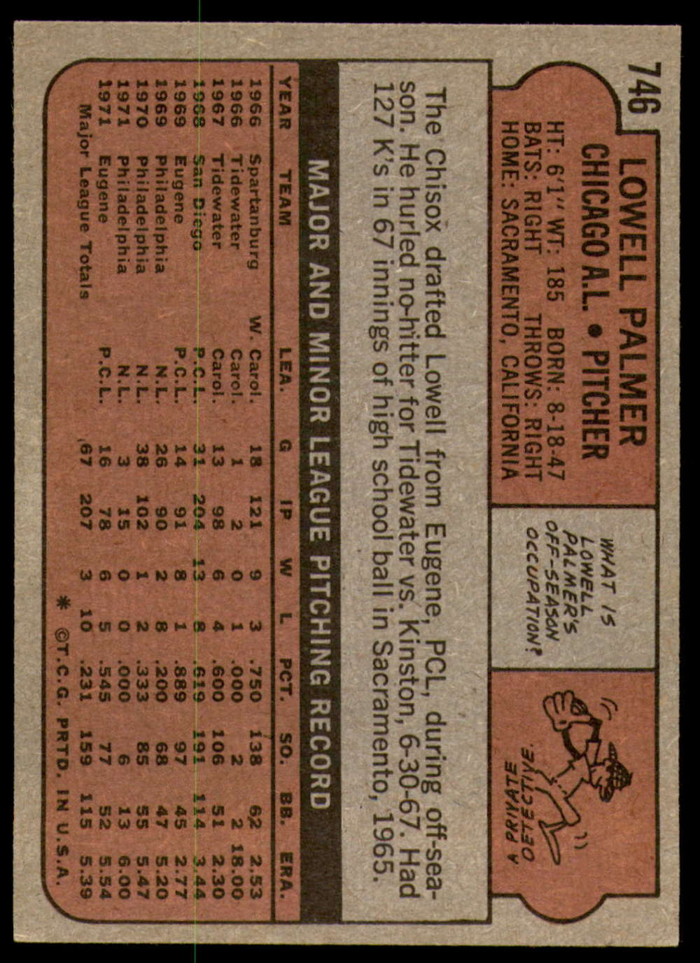 1972-Topps-Baseball-Set-497-787-Pick-Your-Card-Each-Card-Scanned-Front-amp-Back thumbnail 321
