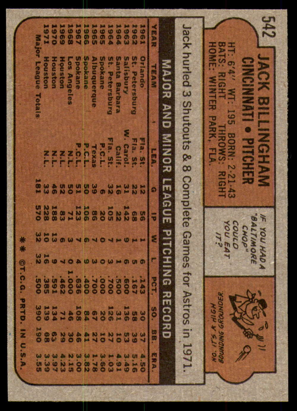 1972-Topps-Baseball-Set-497-787-Pick-Your-Card-Each-Card-Scanned-Front-amp-Back thumbnail 65