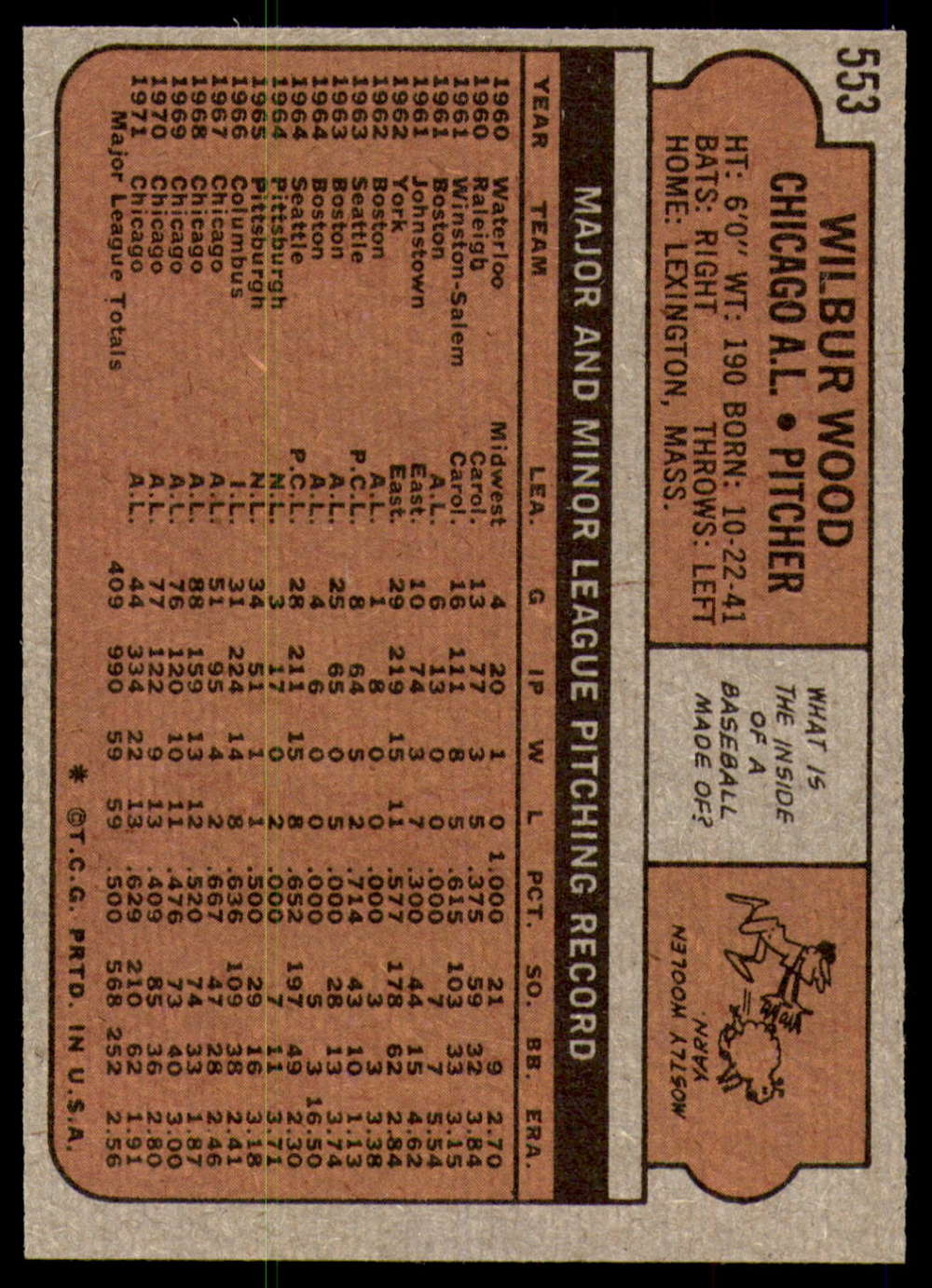 1972-Topps-Baseball-Set-497-787-Pick-Your-Card-Each-Card-Scanned-Front-amp-Back thumbnail 101